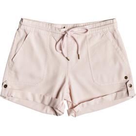 Roxy Arecibo Pantaloni corti Donna rosa